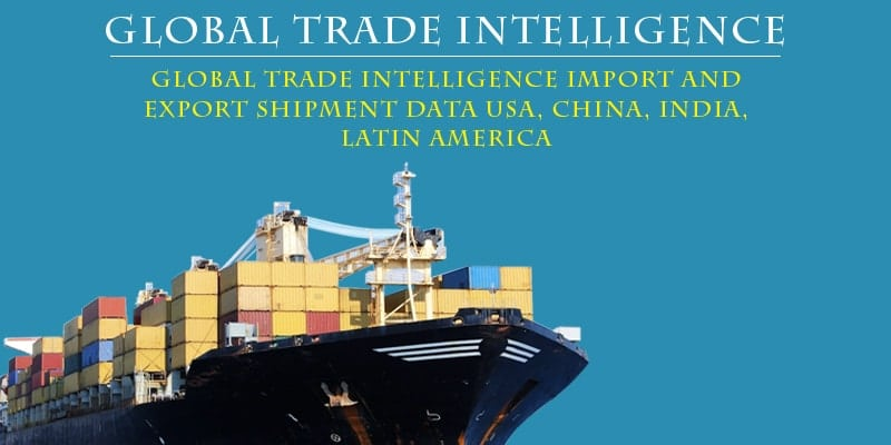 Indian Export Data, India Trade Data - Overview